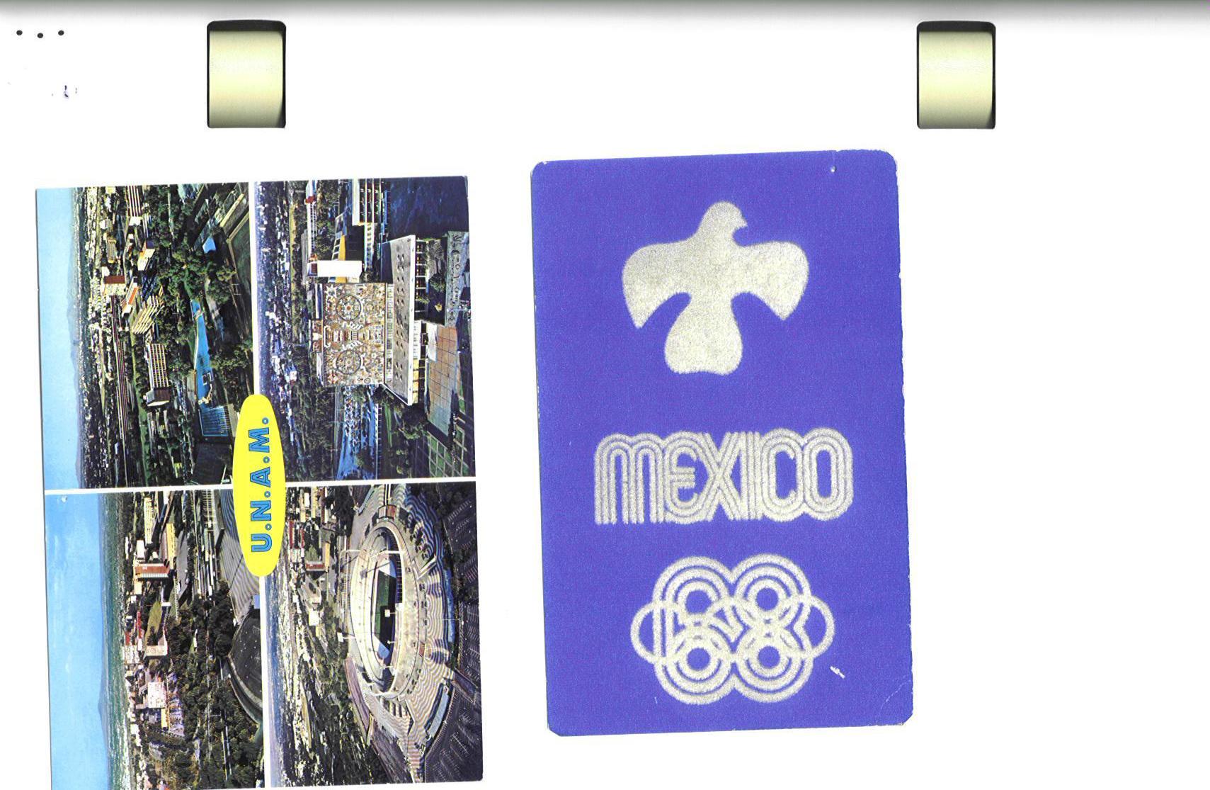 Los Juegos Olimpicos De Mexico 1968 Y Su Entorno Mundial